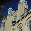 Church is located in Chicago's Ukranian Village Neighborhood