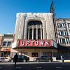 Uptown Theatre building on N. Broadway St. landmark