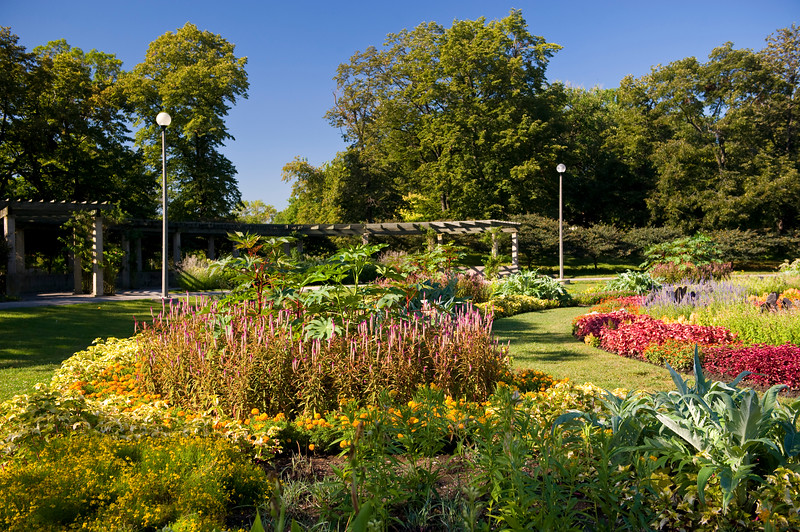 Humboldt Park Prairie Style Garden