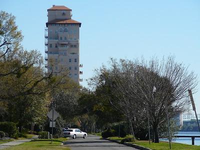 The Park Lane building in Riverside, Jacksonville, Fl
