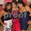 Yesenia Batrez (L) Elizabeth Ramirez (M) Esthela Castellon (R)