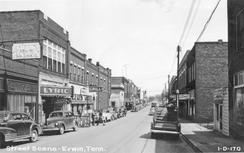 Heritage - Downtown Erwin