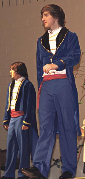 Ben Banks(left) Nick Carey(Center)