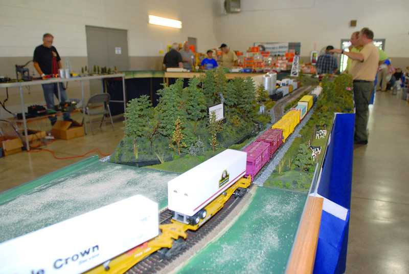 TrainShow