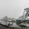 Last Winter for the Blue Bridge