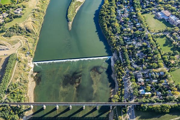 City Park Aerial