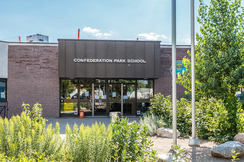 Confederation Park School