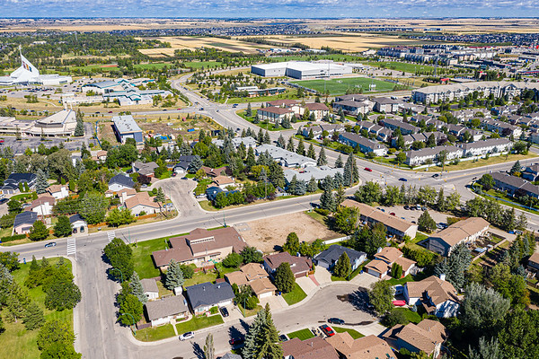 Forest Grove Aerial