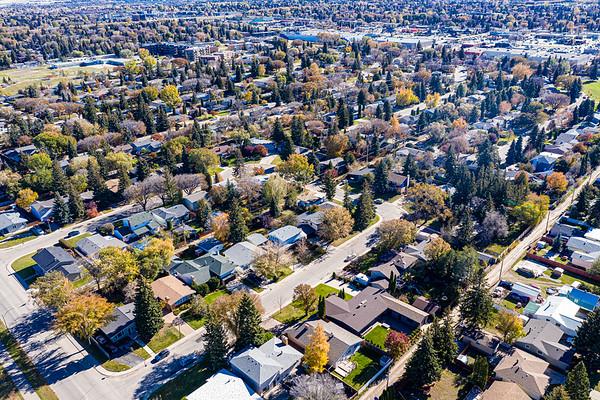Greystone Heights Aerial