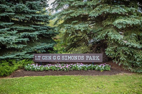 Lt. General Guy C. Simonds Park
