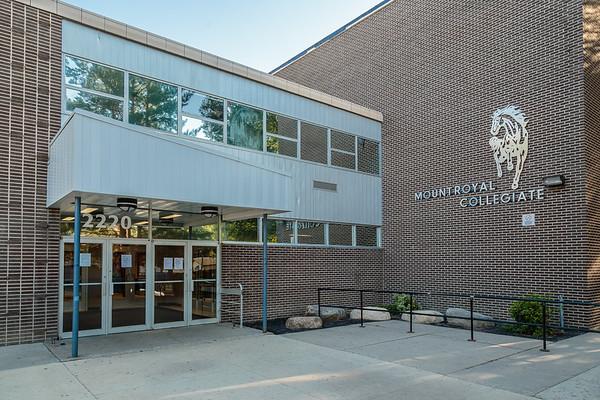 Mount Royal Collegiate School