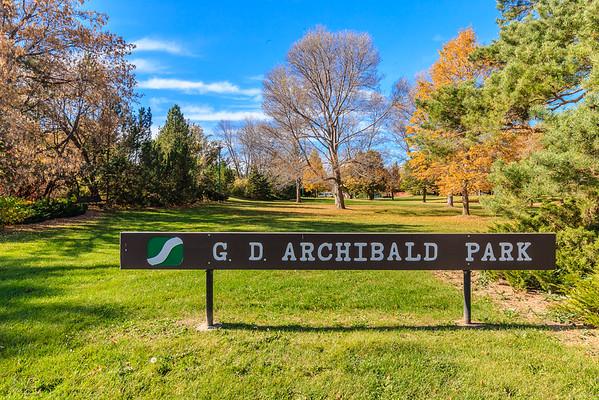 G.D. Archibald West Park