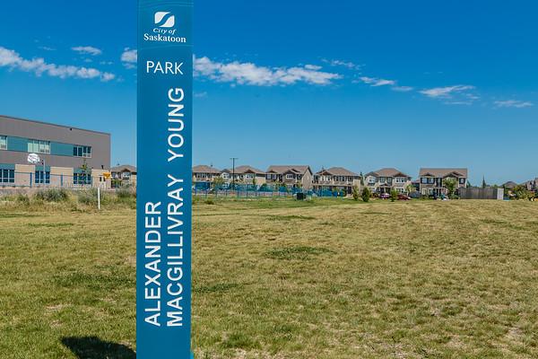 Alexander MacGillivray Young Park