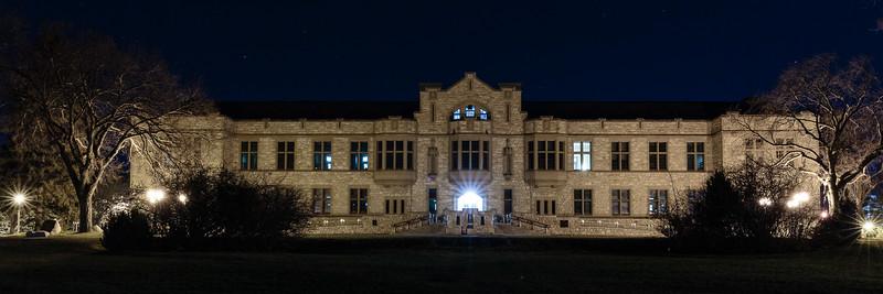 Peter MacKinnon Building