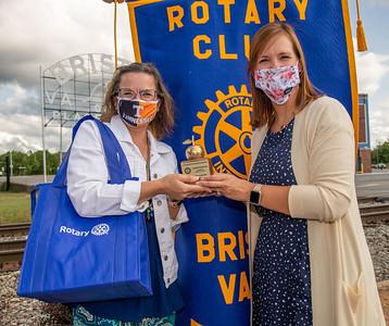 Rotary Bristol VA TN Teacher Awards 2020