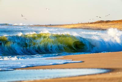 Shore pound