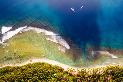 Dreamscape Mentawai Islands,  Lances Left