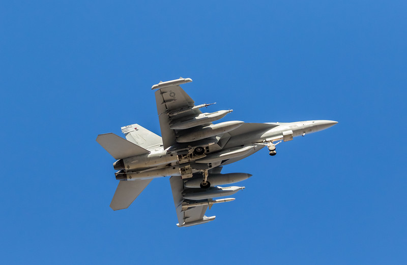 """-(Aircraft) Boeing E/A-18G Growler<br /> -(Nation & Service) Untied States Navy<br /> -(Squadron) Electronic Attack Squadron 138 """"Yellow Jackets""""<br /> -(Home Base) Naval Air Station Whidbey Island, Washington"""