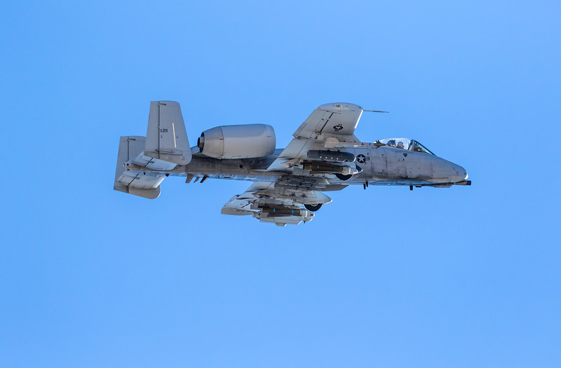 """-(Aircraft) Fairchild Republic A-10C Thunderbolt II<br /> -(Nation & Service) United States Air Force<br /> -(Squadron) 357th Fighter Squadron """"Dragons"""" <br /> -(Home Base) Davis–Monthan Air Force Base, Arizona"""