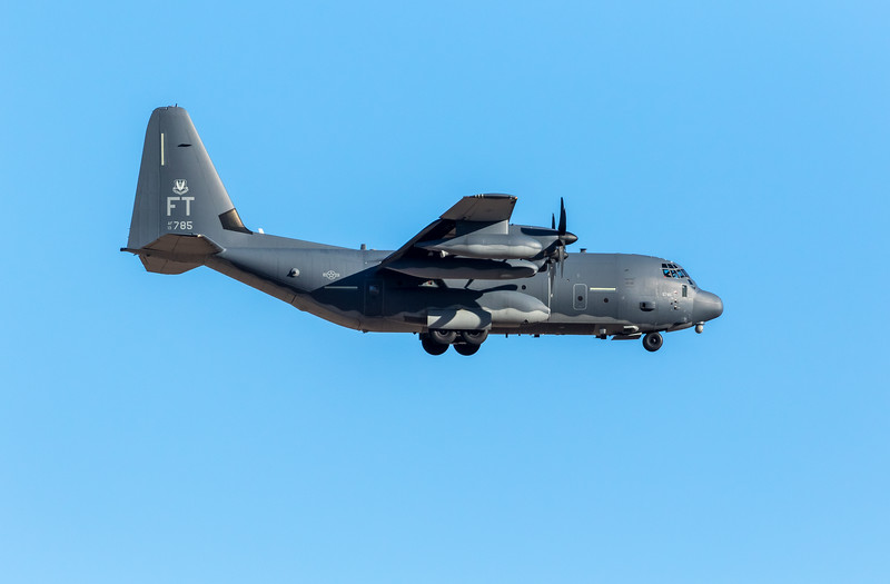 -(Aircraft) Lockheed HC-130J Combat King II <br /> -(Nation & Service) United States Air Force<br /> -(Squadron) 71st Rescue Squadron <br /> -(Home Base) Moody Air Force Base, Georgia