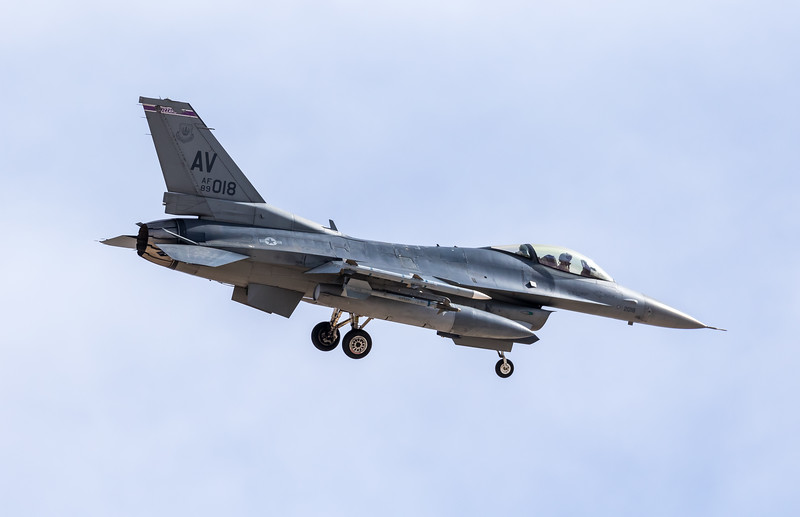 """-(Aircraft) General Dynamics F-16C Fighting Falcon<br /> -(Nation & Service) United States Air Force<br /> -(Squadron) 510th Fighter Squadron """"Buzzards"""" <br /> -(Home Base) Aviano Air Base, Italy"""