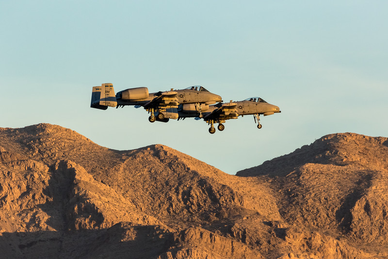 "-(Aircraft) Fairchild Republic A-10C Thunderbolt II<br /> -(Nation & Service) United States Air Force<br /> -(Squadron) 354th Fighter Squadron ""Bulldogs"" <br /> -(Home Base) Davis–Monthan Air Force Base, Arizona"