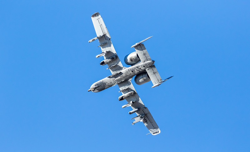 "-(Aircraft) Fairchild Republic A-10C Thunderbolt II<br /> -(Nation & Service) United States Air Force<br /> -(Squadron) 357th Fighter Squadron ""Dragons"" <br /> -(Home Base) Davis–Monthan Air Force Base, Arizona"