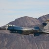 Here is the F-16 Fighting Falcon!