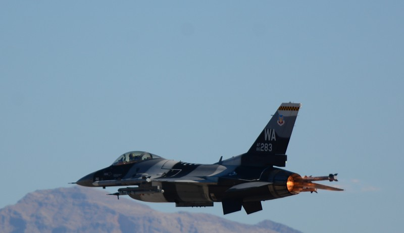 """Now this picture makes me think of the movie """"Iron Eagle"""" from the 80's. Loved that movie!"""