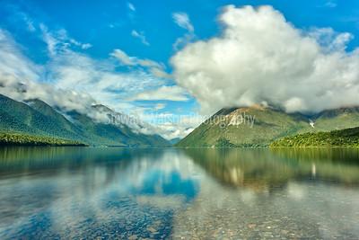 Lake Rotoiti, Kerr Bay, Nelson Lakes