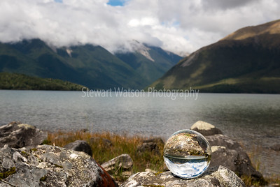 Lake Rotoiti glass ball