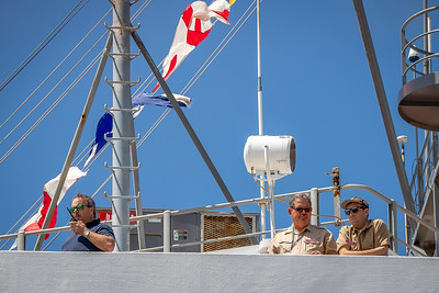 Ships Pilot and Texas Maritime Academy Officers