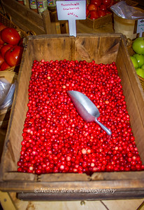 Cranberries from Massachusetts