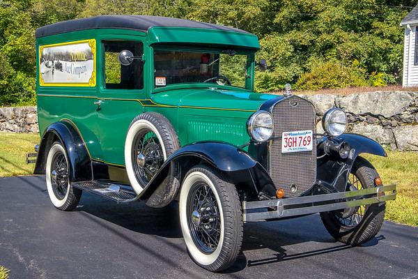 1930 Ford Panel Truck