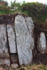 Volcanic pillars