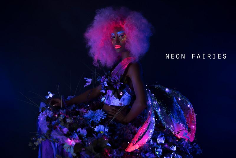 Neon Fairies