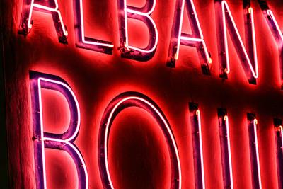 Albany Bowl —San Pablo Avenue, Albany