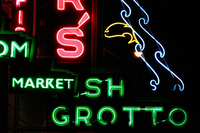 Spenger's Fish Grotto — Fourth Street Berkeley