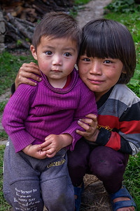 Children in Bhutan--October 2014--The People, Places, Culture