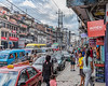 Kathmandu Streets:  People, Religion, Life in Kathmandu and Pokhara, Nepal, September, 2014
