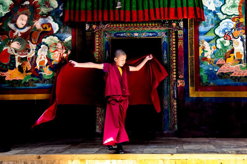Lamayuru Monastery, Ladakh, India