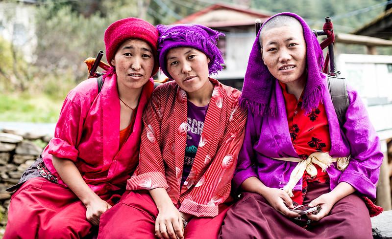 Junbesi, Nepal