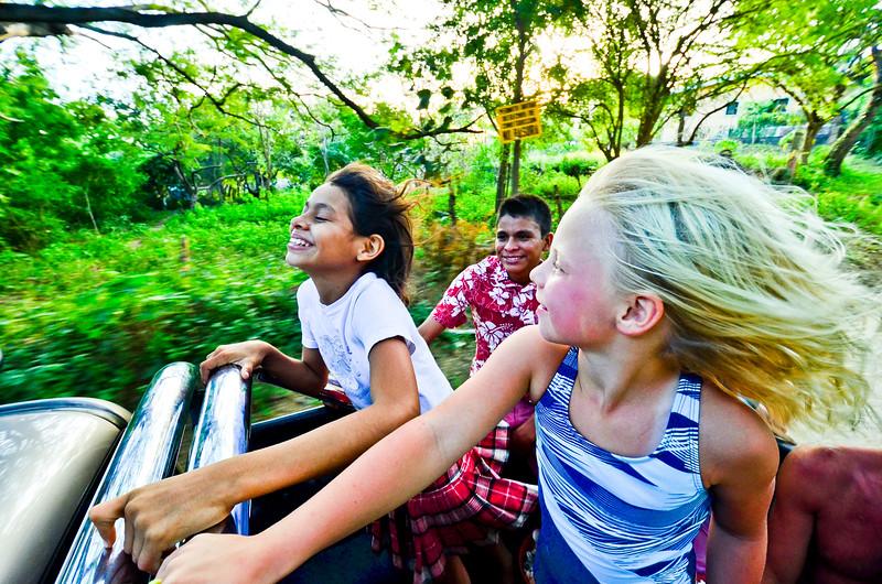 Freedom in Nicaragua
