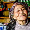 Nepali Woman, Khumbu Valley