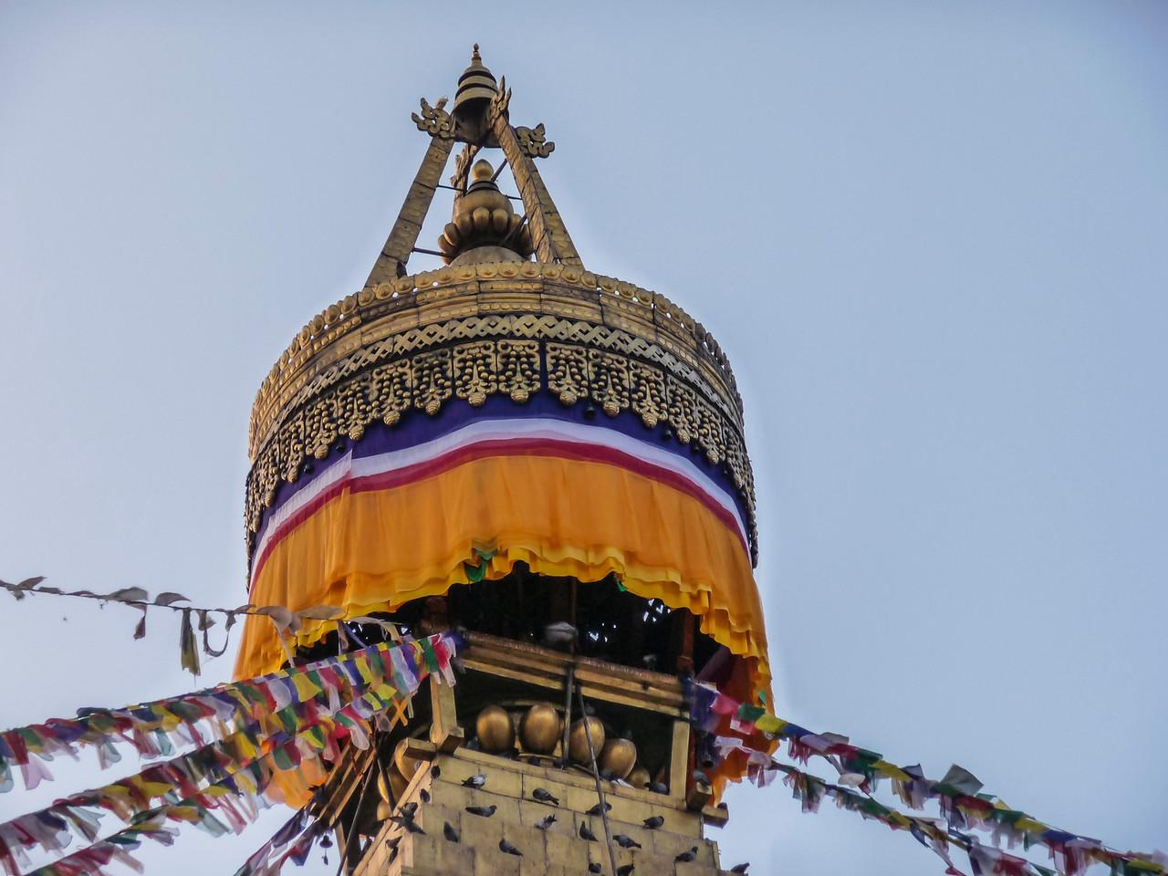 Boudnath Temple, Kathmandu, Nepal