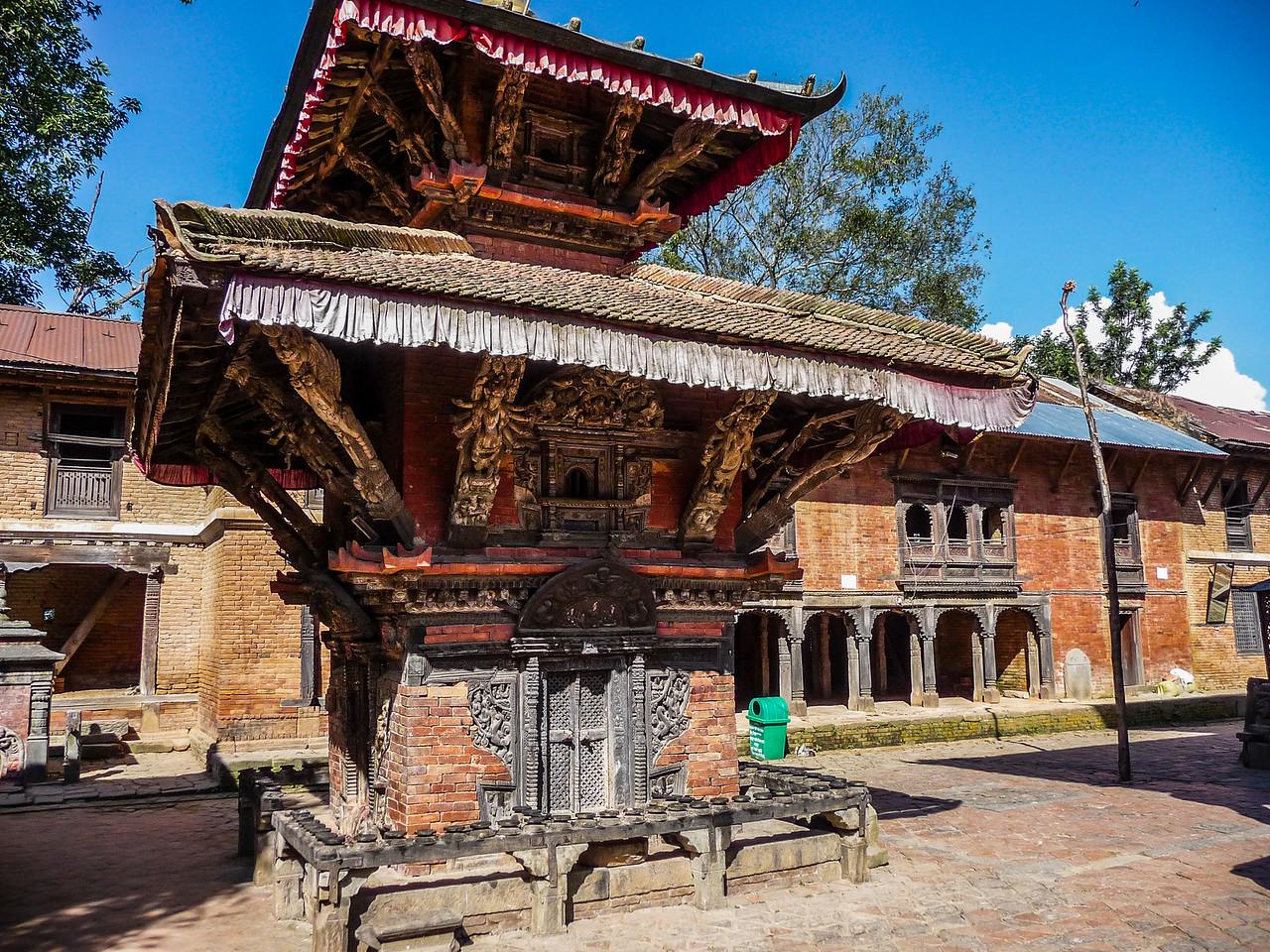 Changu Narayan, Nepal