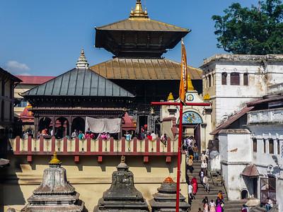 Pashupatinath Temple, Kathmandu Valley, Nepal
