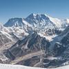 Ama Dablam - Nuptse - Everest - Lhotse
