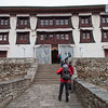 Klooster van Tengboche (grootste, doch niet oud)
