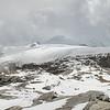 Zicht op Mera La en Mera Peak